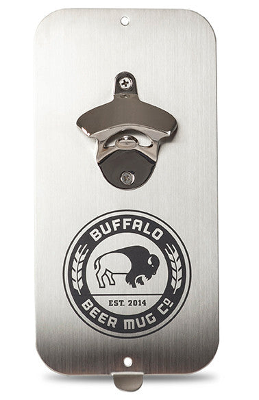 Magnetic Bottle Opener - Buffalo Beer Mug Co.