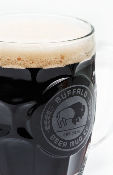 16 oz Britannia Mug - Buffalo Beer Mug Co.