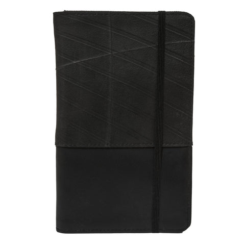 Recycled Tire & Vinyl Passport Holder