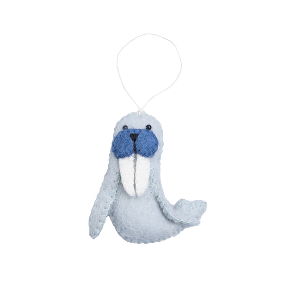 Walrus Arctic Animal Ornament