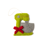 Felt Stand Mixer Ornament