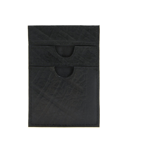 Black: Handmade in Cambodia Card Holder Global Goods Partners