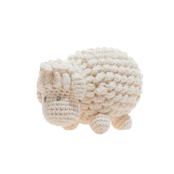 Organic Cotton Sheep Toy