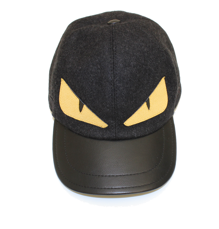 Fendi Boys Hat with Eyes
