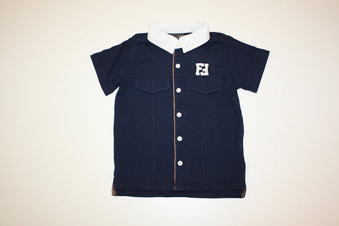 Fendi Boys Polo Shirt