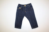 Fendi Baby Girl Denim Pant