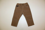 Fendi Baby Boy Pants with Logo Pocket