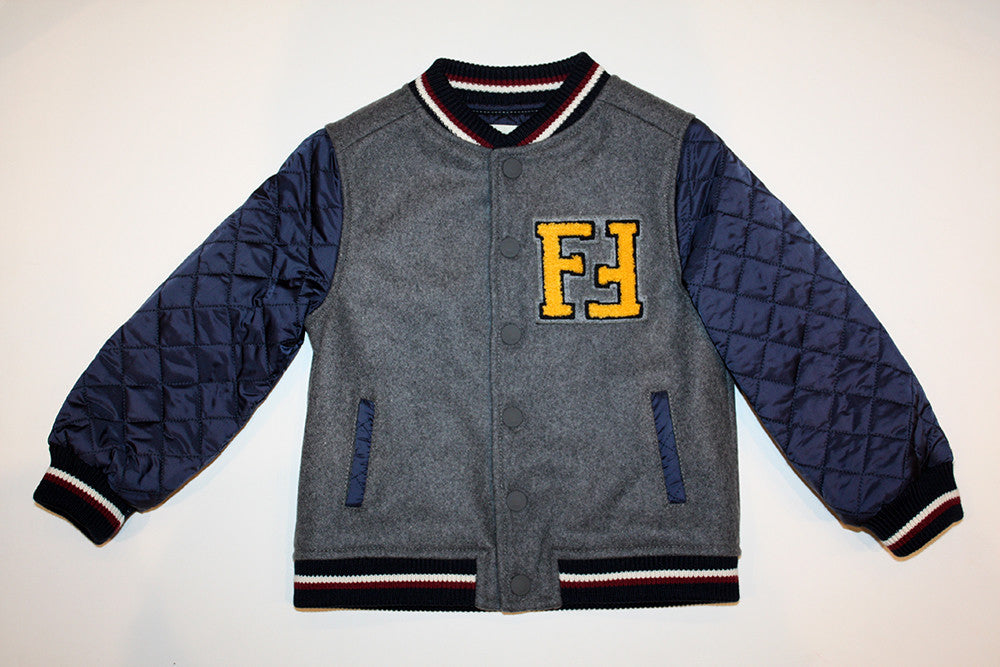 Fendi Boys Varsity Jacket