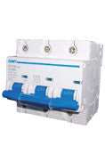 Circuit Breakers (6kA) 3P DZ158 Series