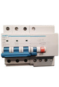 RCD/MCB Combination 3P NB1L-40 Series