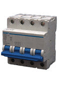 Circuit Breakers (10kA) 4p NB1-63H Series