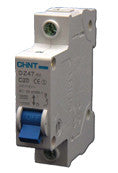 Circuit Breakers (6kA) 1p D Curve NB1-63 Series