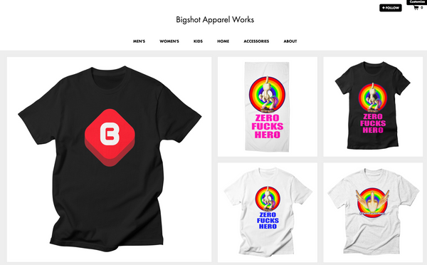 Bigshot Apparel Works