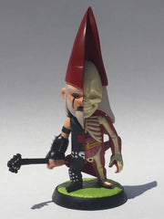 "Ragnar ""The Metal Gnome"" Hellstrummer Gnomeboys Anatomic by Bigshot x Jason Freeny"