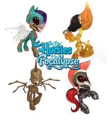 Four Horsies of the Pocalypse POCALYPSE NOW Gift Pack 4-piece set