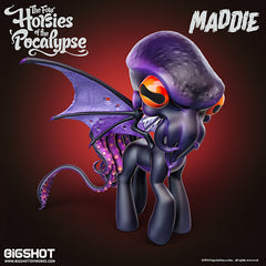 Four Horsies of the 'Pocalypse Maddie 6-inch figure by Bigshot Toyworks