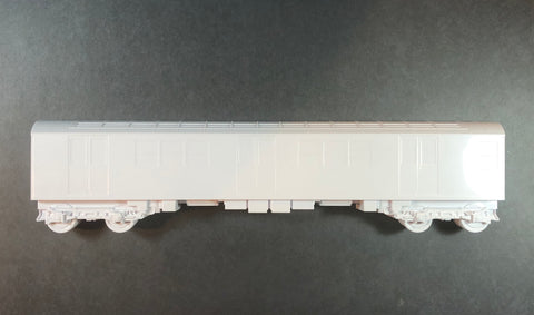 "All City Style White Elephant Train - Single 20"" half car model"