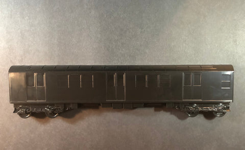 "All City Style Onyx Black Train - Single 20"" half car model"