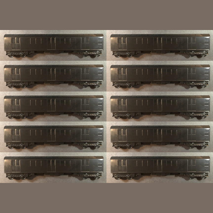 All City Style 10pc Carton Onyx Black