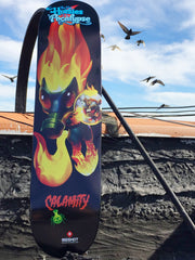 Four Horsies Calamity Skate Deck [SOLD OUT]