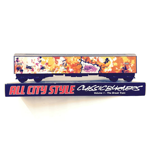 All City Style Futura Break train [SOLD OUT]