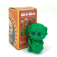 Shi-Shi the Tiny Guardian Blind Boxed Mini Figure