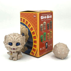 Shi-Shi the Tiny Guardian Mini Figure Full Set incl Chase