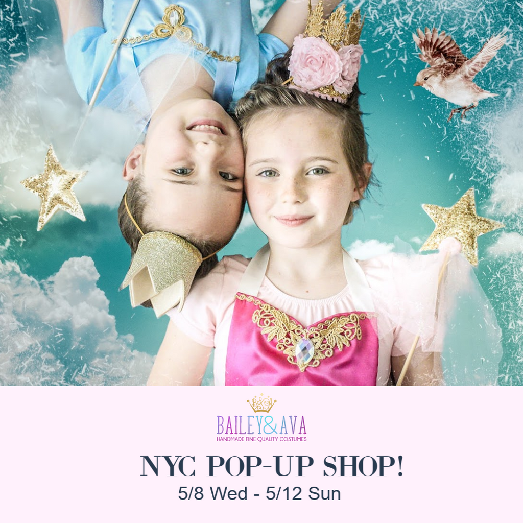 Bailey & Ava Pop-Up Shop 05.08.19