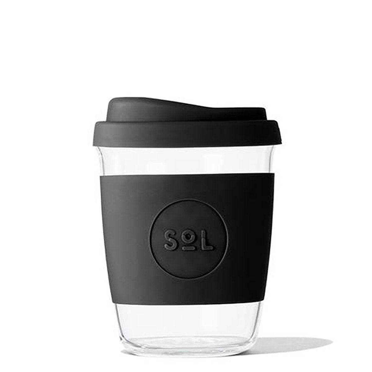 SoL Cups - Basalt Black - 8oz