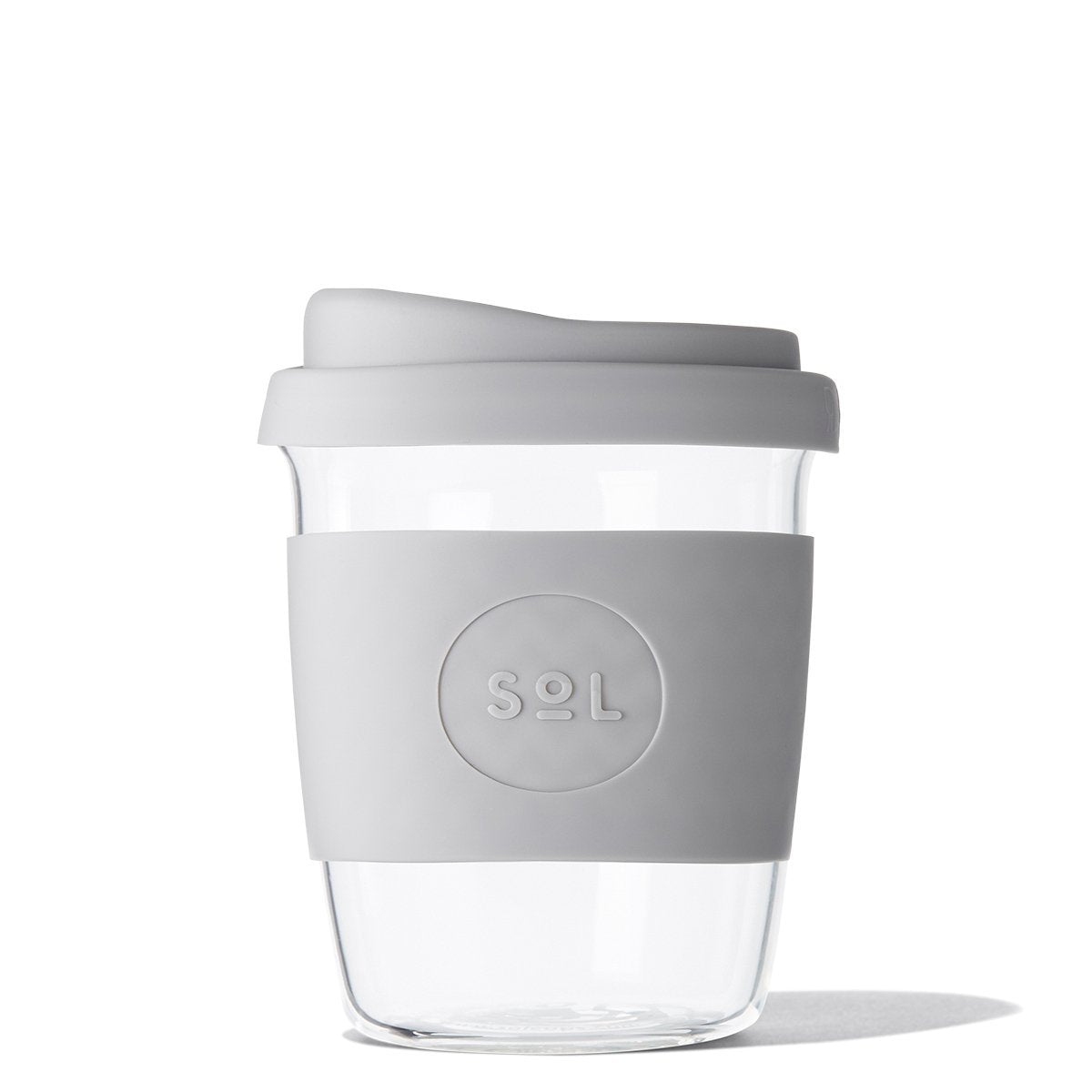 SoL Cups - Cool Grey - 8oz