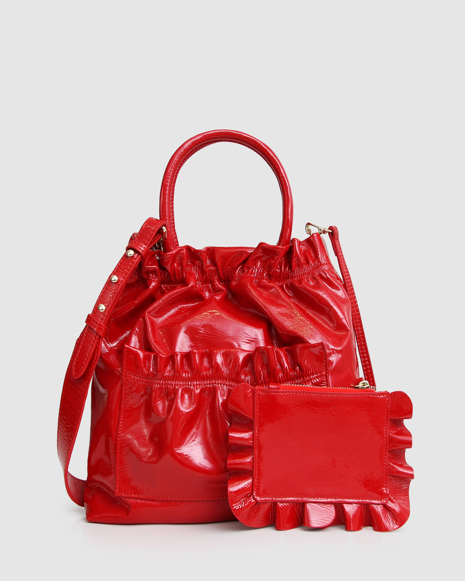 Boy Crasher Mini Tote - Red