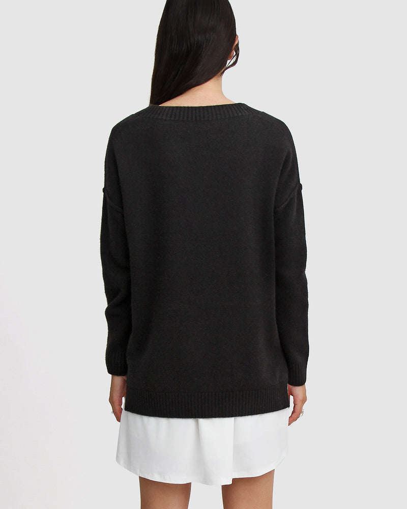 Wonder-Of-You-Cashmere-Blend-Oversized-Jumper-Black-Front.jpg