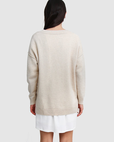 Wonder-Of-You-Cashmere-Blend-Oversized-Jumper-Champagne-Back.jpg