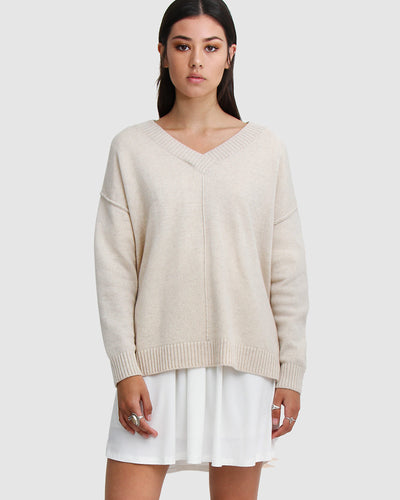Wonder-Of-You-Cashmere-Blend-Oversized-Jumper-Champagne-Front.jpg