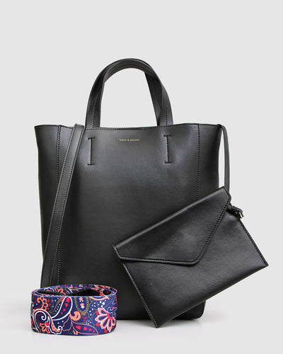 black-leather-tote-free-pouch-cross-body-strap-front.jpg