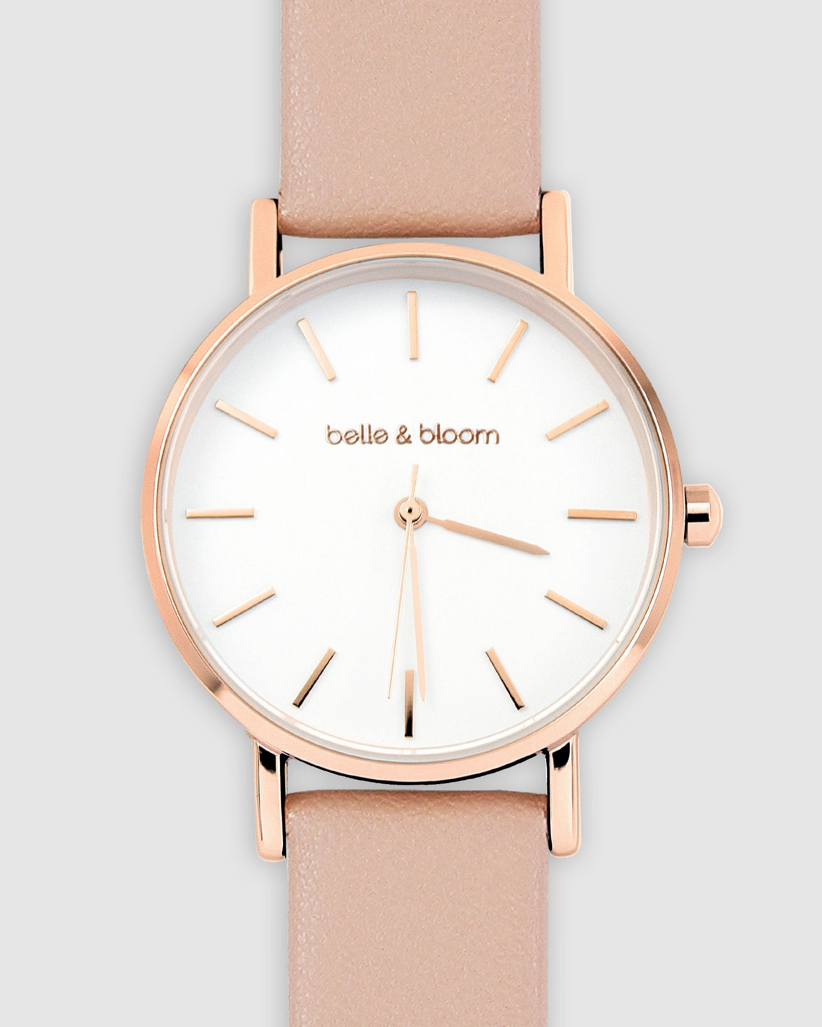 Lafayette Love Classic Watch - Rose Gold / Blush Pink