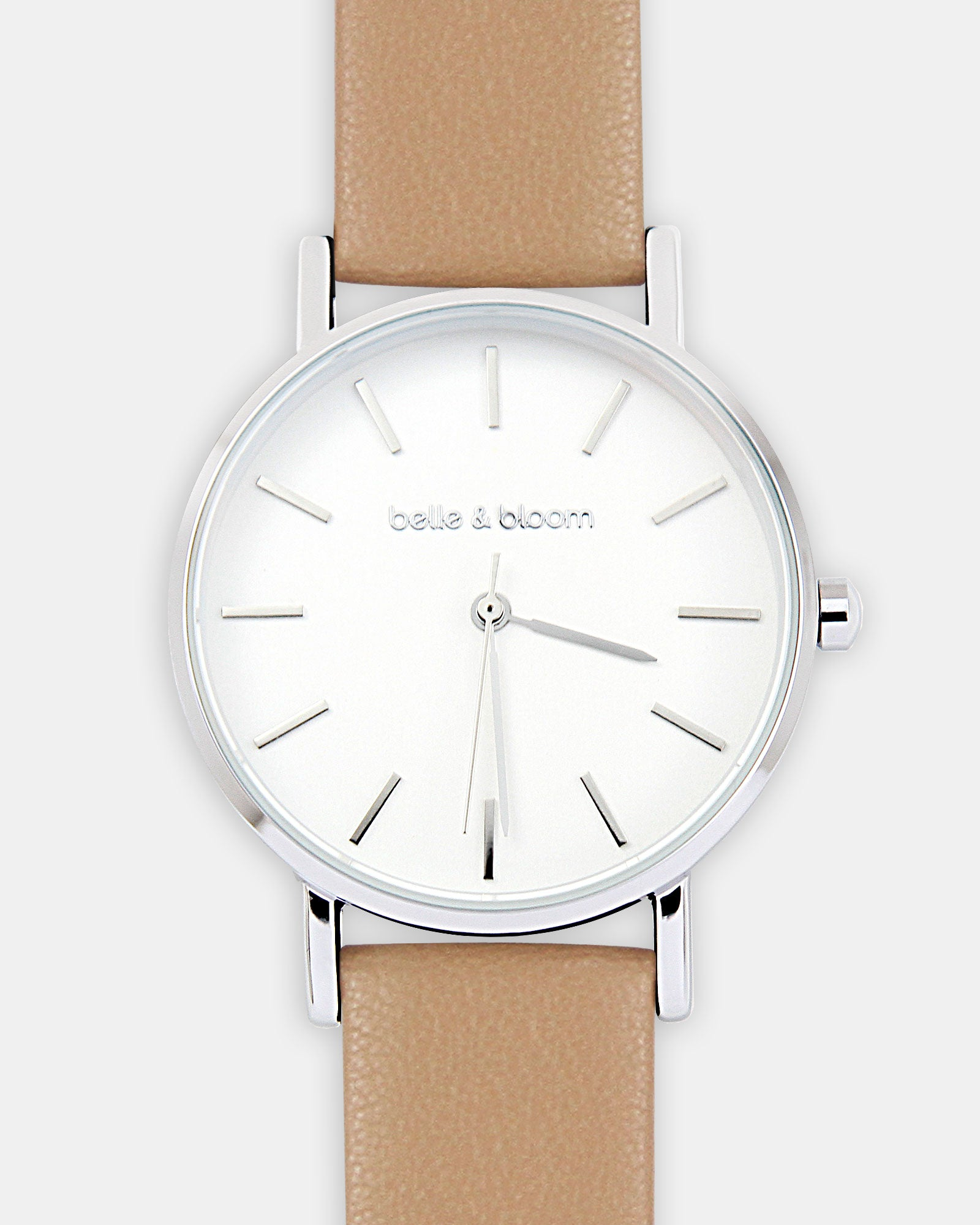 Lafayette Love Classic Watch - Silver / Sand