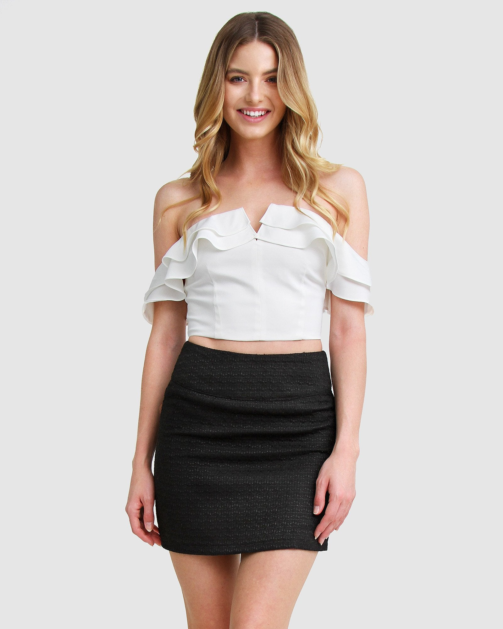 Paddington Fair Skirt - Black