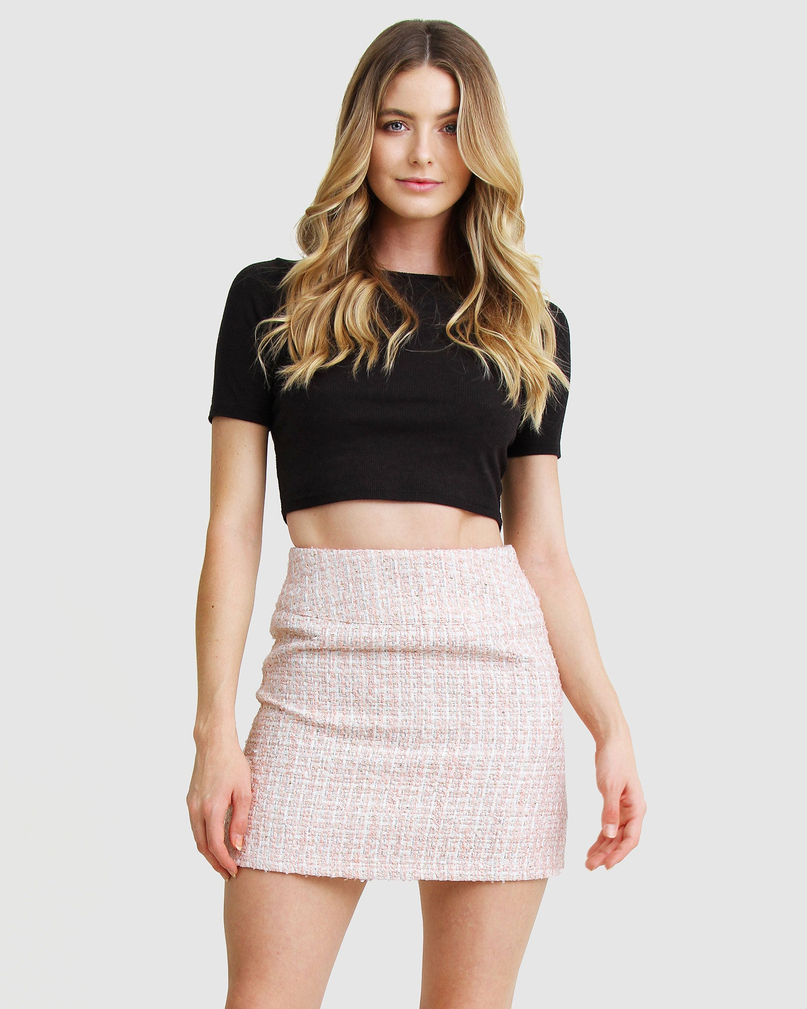 Paddington Fair Skirt - Pink Punch