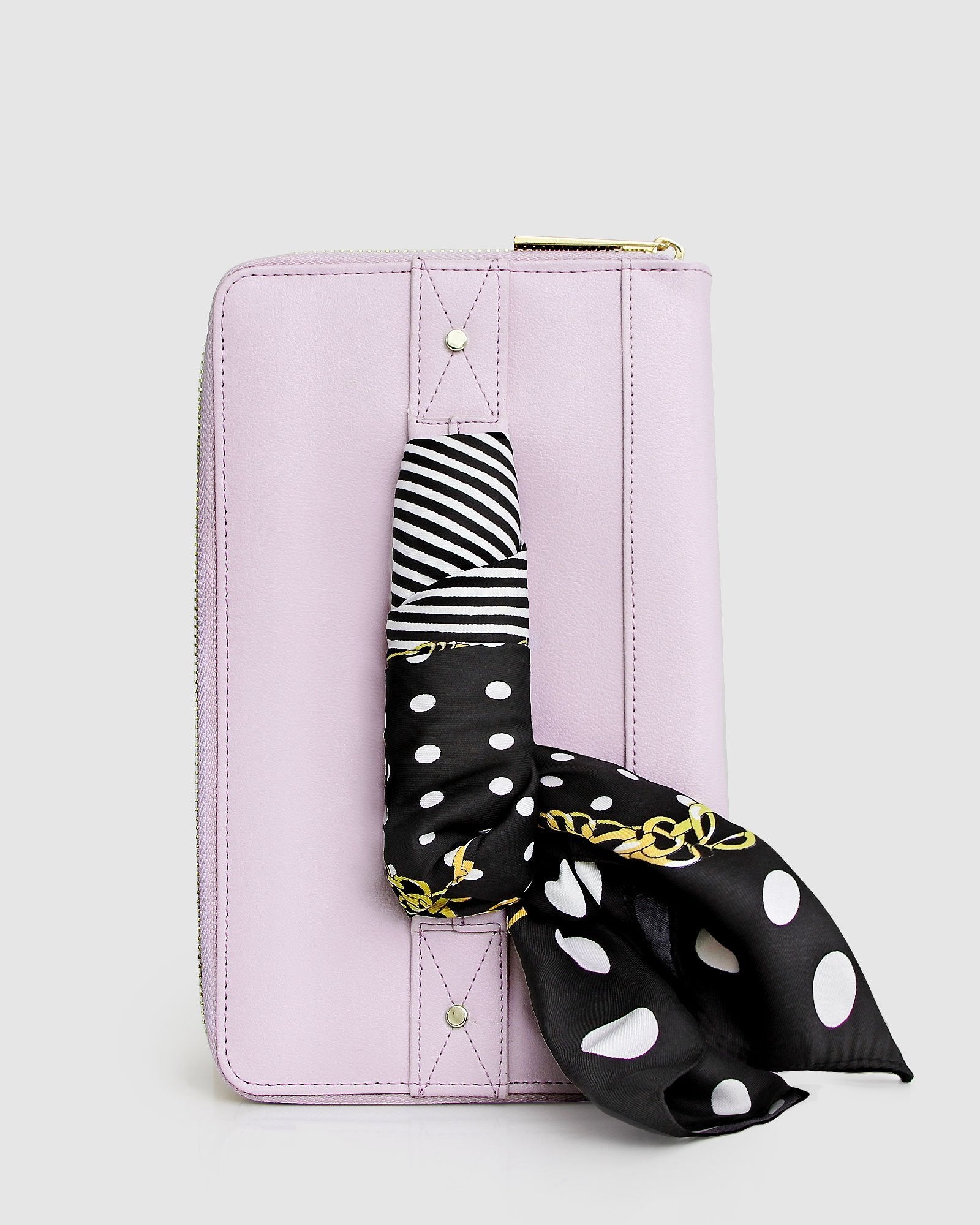 Wilona Travel Wallet - Orchid