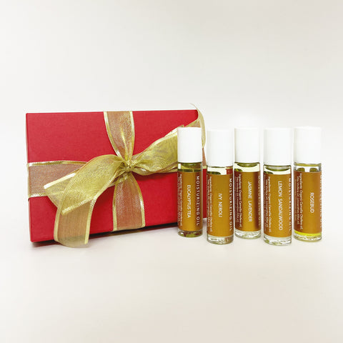 Wholesale - Moisturizing Oil Starter Set - Individual