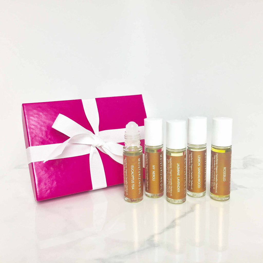 Giftset: Moisturizing Oil Starter Set