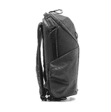 Everyday Backpack Zip - Black