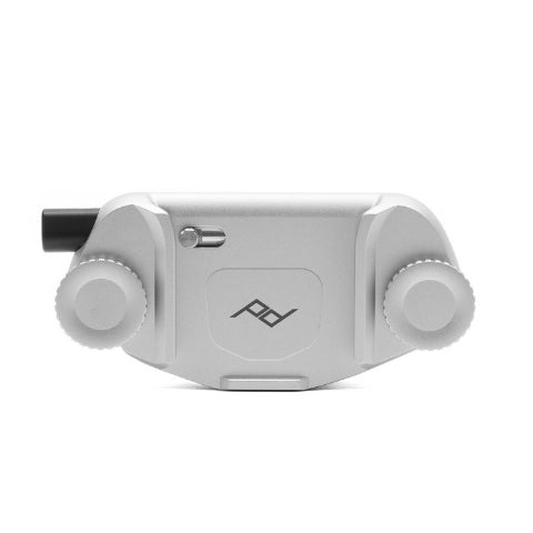 Capture Camera Clip - Silver