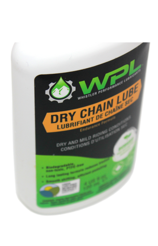 Bicycle Chain Dry Lube