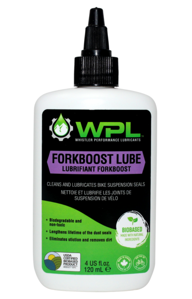ForkBoost Bike Suspension Lube