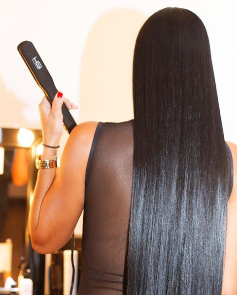 Is Your Hair Healthy Enough For A Flat Iron? Here's How To Find Out