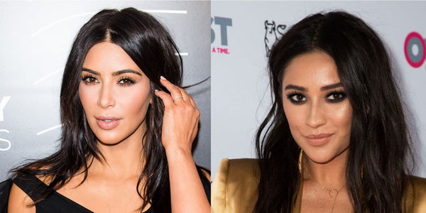 Kim K. and Shay M. Wore the Same Wig, Literally