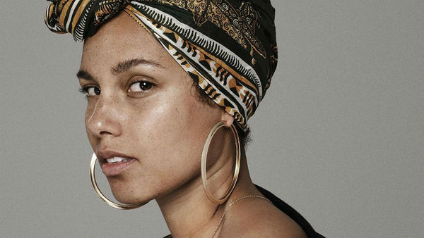 Why we should take note from Alicia Keys' #NoMakeup Campaign