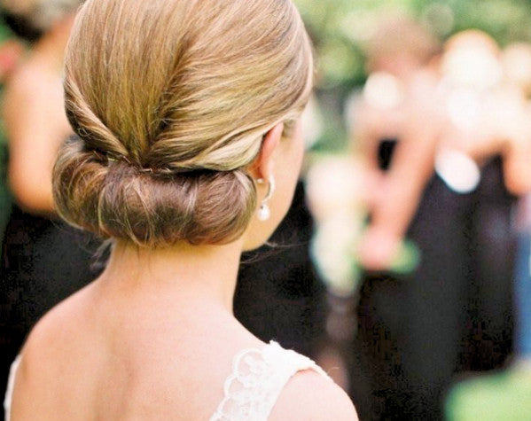 4 Iconic Wedding Hairstyles For Brides or Bridesmaids